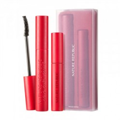 NATURE REPUBLIC Pro Touch Signature Muse Mascara 10ml + 7ml