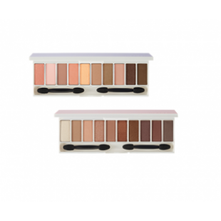 THE SAEM Color Master Shadow Palette 1.1g*10