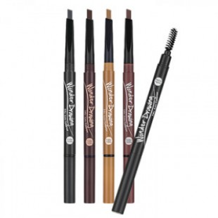 HOLIKAHOLIKA Wonder Drawing 24HR Auto Eyebrow 9g