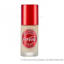 THE FACE SHOP Coca Cola Ink Lasting Foundation 30ml