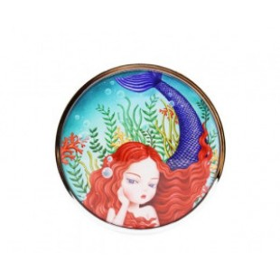 BEAUTY PEOPLE Deep sea lady cushion 18g