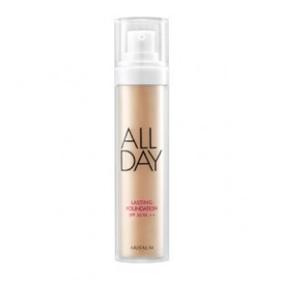 ARITAUM ALL DAY Lasting Foundation SPF30 PA++ 40ml