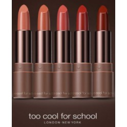 TOO COOL FOR SCHOOL Glam Rock Hush Brown