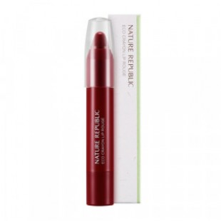 NATURE REPUBLIC Botanical Eco Crayon Lip Rouge 2.5g