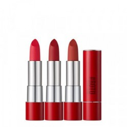 TONYMOLY Perfect Lips Mono Chrome Matte Lip Stick #ROTD Red Of The Day Edition