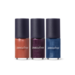 INNISFREE Jeju Color Picker Real Color Nail 6mL (2019 Summer Edition)