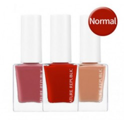 NATURE REPUBLIC Color&Nature Nail Color_Normal 8ml (#01-#15)
