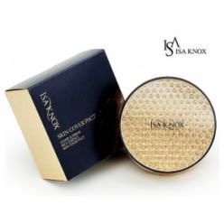 ISA KNOX Cover Suprime Rich Essence Skin Cover Pact SPF35 PA++ 10g