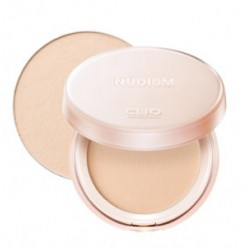 CLIO Nudism Moist Fit Powder Pact 10g