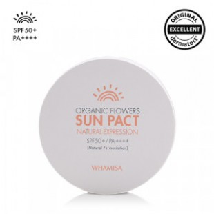Ogarnic Flowers Natural Expression Sun Pact