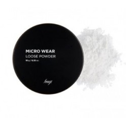 THE FACE SHOP Micro Wear Loose Powder 10g