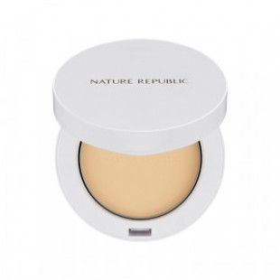 NATURE REPUBLIC Provence Air Skin Fit Pact SPF27 PA++ 10.5g