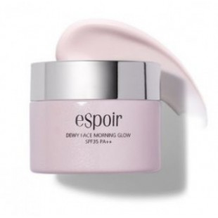 ESPOIR Dewy face morning glow SPF35 PA++ 40ml