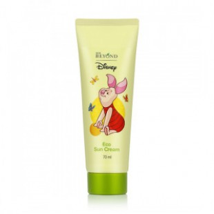 BEYOND Kids Eco Sun Cream SPF40+ PA+++ (Disney Piglet) 70ml