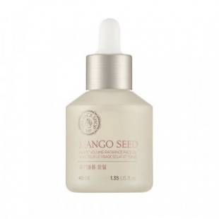 THE FACE SHOP Mango Seed Heart Volume Radiance Face Oil 40ml