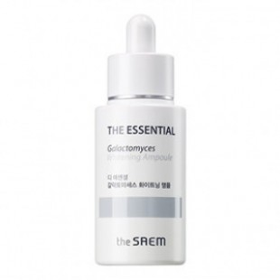 THE SAEM The Essential Galactomyces Whitening Ampoule 30ml