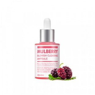 APIEU Mulberry Blemish Clearing Ampoule 30ml