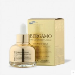 BERGAMO Gold Wrinkle Care Ampoule 30ml