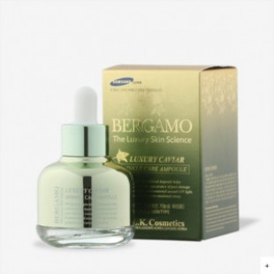 BERGAMO Caviar Wrinkle Care Ampoule 30ml