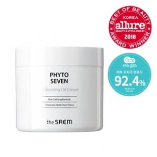 THE SAEM Phyto Seven Cleansing Oil Cream 95ml