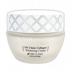 3W CLINIC Collagen whitening cream 60ml