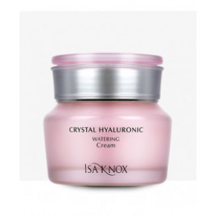 ISA KNOX Crystal Hyaluronic Watering Cream 120ml