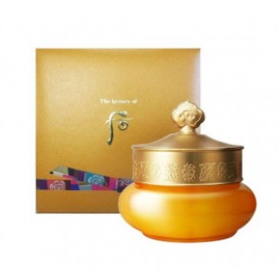 The history of Whoo Gongjinhyang Intensive Nutritive cream 75 ml