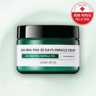 SOME BY MI AHA BHA PHA 30Days Miracle Cream 60ml