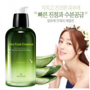 THE SKIN HOUSE Aloe Fresh Emulsion