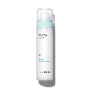 THE SAEM Derma Plan Cream Soothing Mist 120ml