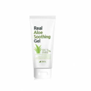 2SOL Real Aloe Soothing Gel 150ml
