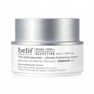 BELIF The White Decoction Ultimate Brightening Cream 50ml