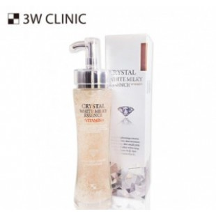 3W CLINIC Crystal White Milky Essence Vitamin+ 150ml