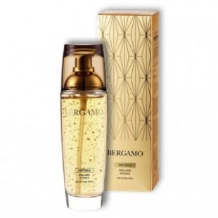 BERGAMO 24K Gold Brilliant Essence 110ml