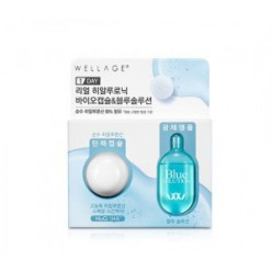 WELLAGE Real hyaluronic 1day Kit