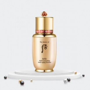 The history of Whoo Bicheop Ja Saeng Essence 50ml