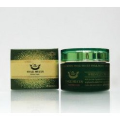 3W CLINIC Snail Mucus Anti-wrinkle Eye Cream 30ml