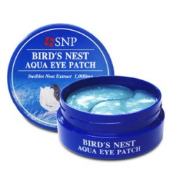 SNP Bird's Nest Aqua Eye Patch 1.4g*60ea