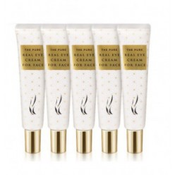 AHC The Pure Real Eye Cream For Face 12ml*5EA