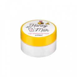 APIEU Honey&Milk Lip Sleeping Pack 2.7g