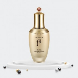The History Of Whoo Cheonyuldan Ultimate Rejuvenating Emulsion 110ml