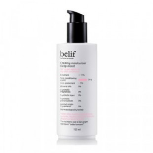 BELIF Creamy Moisturizer Deep Moist 125ml