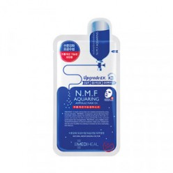 MEDIHEAL N.M.F Aquaring Ampoule Mask EX 25ml (10pcs/box)