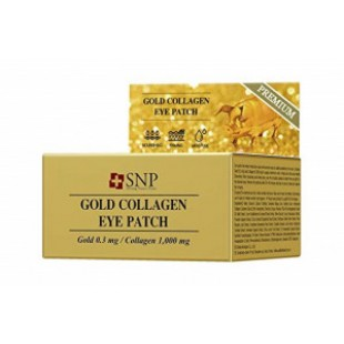 SNP Gold Collagen Eye Patch 1.4g*60ea