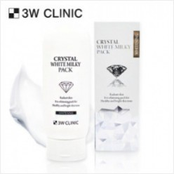 3W CLINIC Crystal White Milky Pack 200g