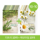 NATURE REPUBLIC Real Nature Mask Sheet (Tea tree 10+Chamomile 10) 20sheets