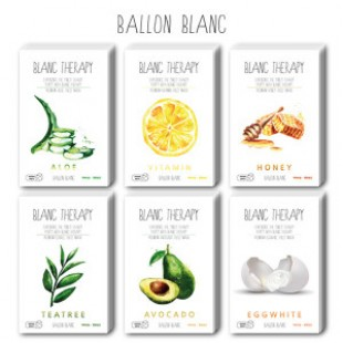 BALLON BLANC Blanc Theraphy Mask Sheet 30pack