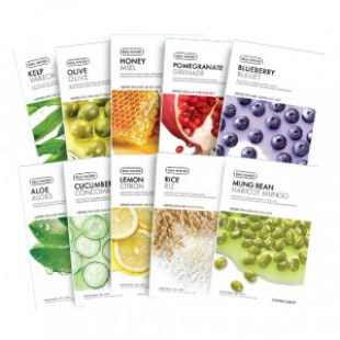 THE FACE SHOP Real Nature Mask Sheet 1+1