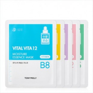 TONYMOLY Vital Vita 12 Essence Mask 25ml