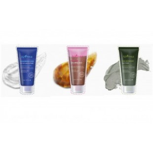 ISNTREE Daily Care Mask 3 Types Kit 1set